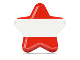 austria star icon 256