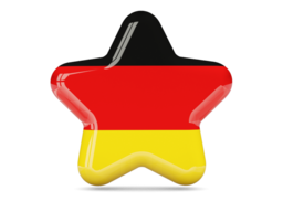 germany star icon 256
