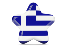 greece star icon 256