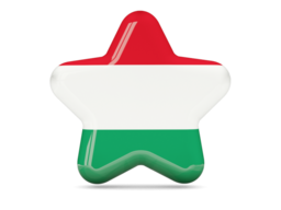 hungary star icon 256