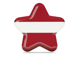 latvia star icon 256