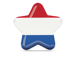 netherlands star icon 256