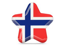 norway star icon 256