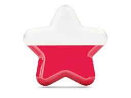 poland star icon 256
