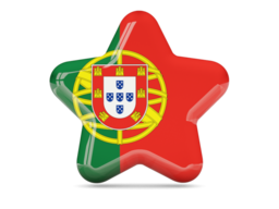 portugal star icon 256