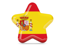 spain star icon 256